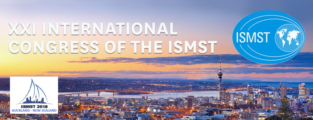 ISMST 2018 – Auckland